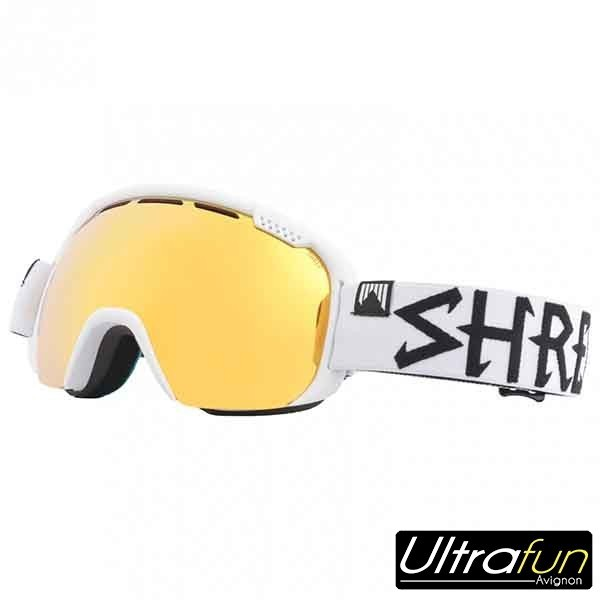 SHRED MASQUE SMARTEFY WHITEOUT BURN