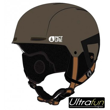 PICTURE CASQUE UNITY DARK ARMY GREEN