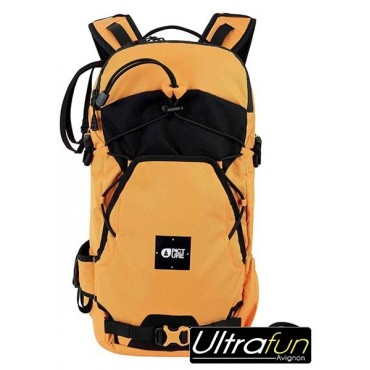 PICTURE SAC A DOS SUNNY 18L YELLOW