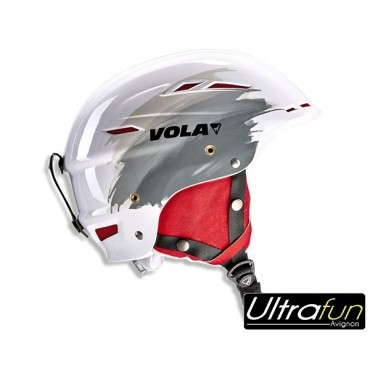 CASQUE VOLA FREE SL GREY ART