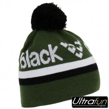 BLACK CROWS BONNET NOMEN BLACK/ WHITE/ GREEN