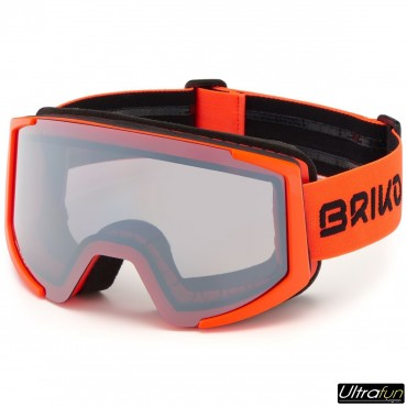 BRIKO MASQUE LAVA XL FIS ORANGE MAT