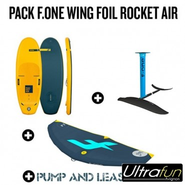 PACK F-ONE WING FOIL ROCKET AIR