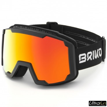 BRIKO MASQUE LAVA FIS NOIR JUNIOR