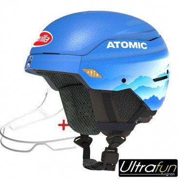 CASQUE SL ATOMIC AMID RS MIKAELA SHIFFRIN + BARRE