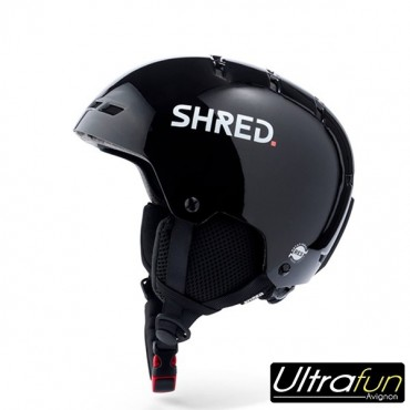 CASQUE SHRED TOTALITY BLACK
