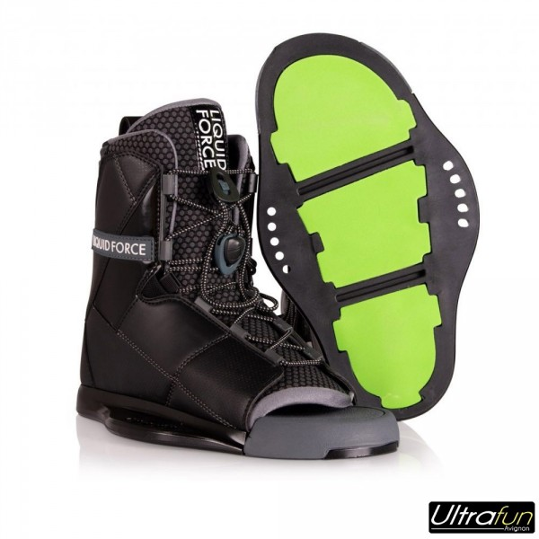 LIQUID FORCE CHAUSSE WAKEBOARD TRANSIT