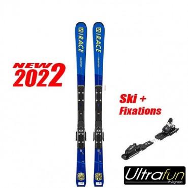 SALOMON S/RACE PRO SL 152 JR + FIXATION 2021