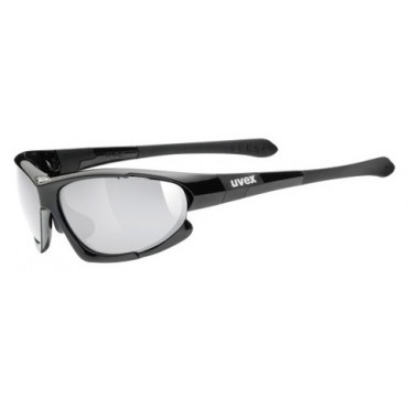 SUNGLASSES UVEX SGL 100 Black