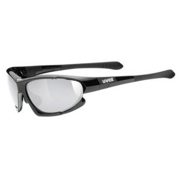 SUNGLASSES UVEX SGL 100 Black