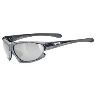 SUNGLASSES UVEX SGL 100 Carbon