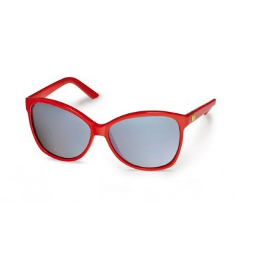 SUNGLASSES SHRED PSEUDO SOFT RED