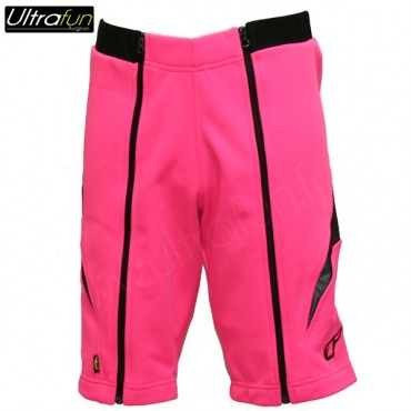 ENERGIAPURA TRAINING SHORT WENGEN PINK