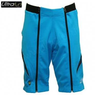 ENERGIAPURA TRAINING SHORT WENGEN BLEU